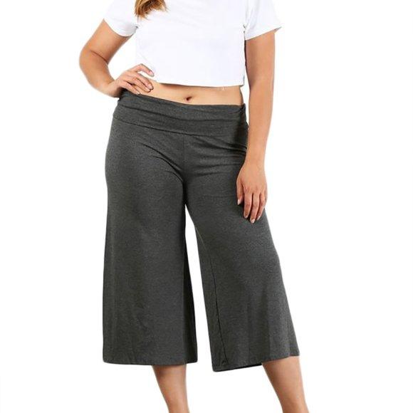 March Plaid Jenni by Jennifer Moore Womens Plus Size Printed Cotton Pajama Pants 3X